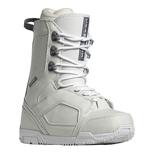 Chamonix Miage Womens Snow Boots Grey Sz 7