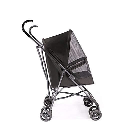 Osann 121 240 232 K1 Cochecito de bebé plegable, color negro