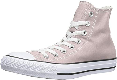 Converse Chuck Taylor All Star High Top (10 M US Women / 8 M US Men, Barely Rose)