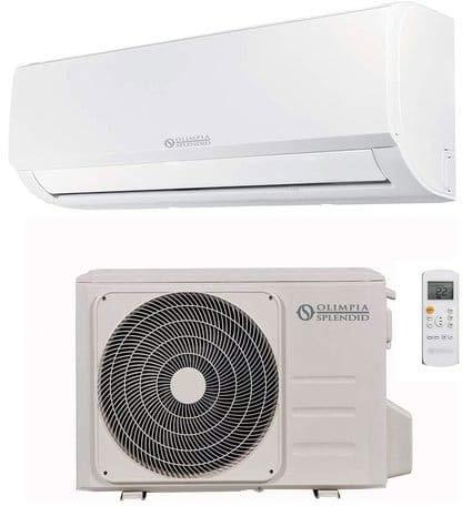 Aire acondicionado 24000 BTU, Inverter, Monosplit, Wifi, R410A