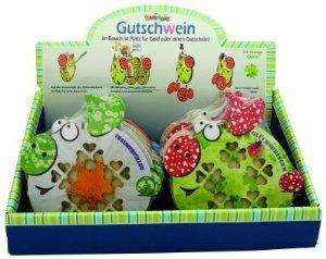 Swiggie Gutschwein Geschenkverpackung Gutschwein