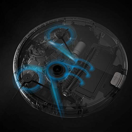 ZACO A6 Staubsauger Roboter – stark bei Tierhaarentfernung - 6