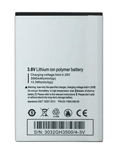 Bateria Compatible con ULEFONE U008 / ULEFONE U008 Pro | Capacidad : 3500mAh