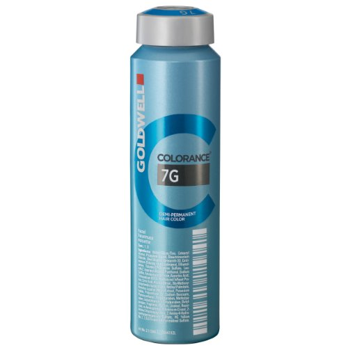 Goldwell Colorance Demi-Color Hair Color (3.8 oz. canister) - 7RB