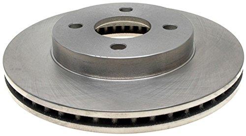 ACDelco Silver 18A1585A Front Disc Brake Rotor