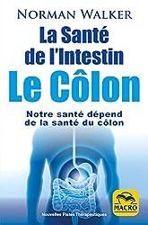 livre La santé de l'intestin : Le côlon