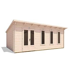 Garden Office Cabin 6m x 4m