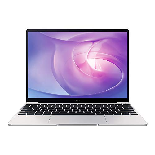 "Huawei Matebook 13 Signature Edn. Laptop - 13"" 2K Touch, 8th Gen i5, 8 GB RAM, 256 GB SSD, Office 365 Personal 1-Year, Silver(Us Warranty)"