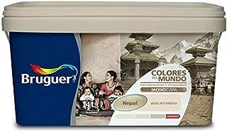 Bruguer 61012 Pintura paredes y techos, Nepal beige