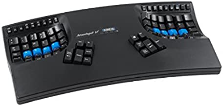 Kinesis Advantage2 Quiet LF Ergonomic Keyboard (KB600LFQ)