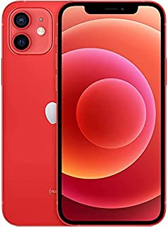 Apple iPhone12 128GB 4 GB RAM Dual Sim, Red