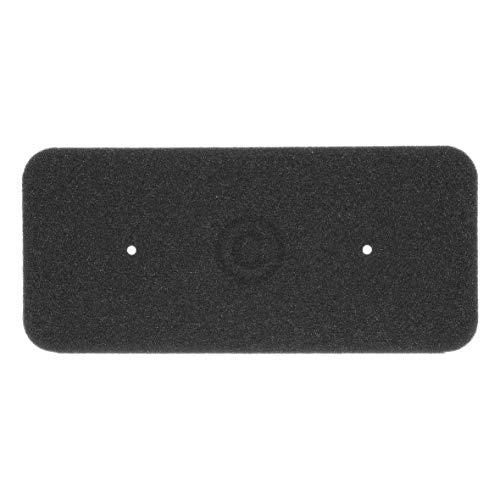 Filtro de esponja de repuesto para Candy Hoover 40006731 275 x 125 mm para VHC 970AT-84/VTH 980NA1TX/VTH 980NA2T secadora de condensadores