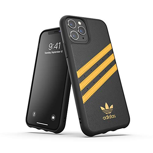 Neu Adidas OR Moulded Case für Apple iPhone 11 Pro - Gold Black