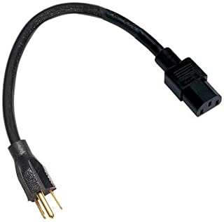 Ideal Industries 61-182 Extension Cord for SureTest Circuit Analyzers, 1 ft. Length