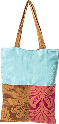 Promoção Combo Duas Bolsas Coleção Flores Bolsa de Ombro Leteral Tote Shopper Bag