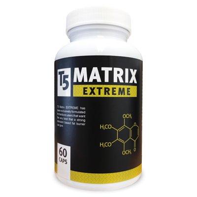 T5 Matrix Extreme - Strong Fat Burners - Ephedrine/Ephedra Free