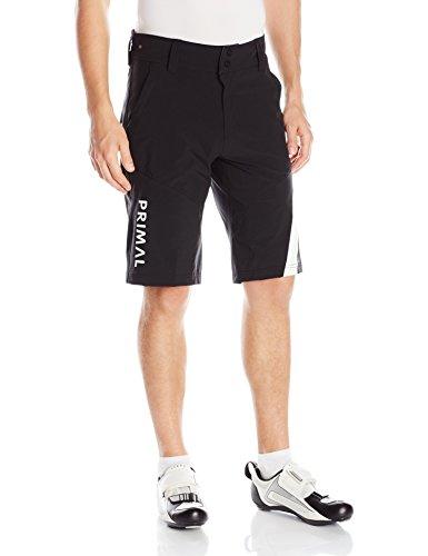 Primal Desgaste Hombres de Onyx Escade Loose-Fit Pantalones Cortos