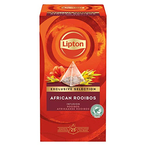 Lipton Tee Exclusive Selection African Rooibos 6 x 25 Beutel á 2g