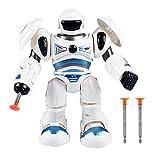 Roboter Spielzeug Space Walk Robot Elektrischer, Walking Robot Spielzeug Sound Luminous Robote Geschenk Laufroboter für Weihnachten Geschenk Kinderraumroboter