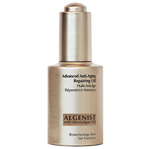 Algenist Advanced Anti-Aging Repairing Oil - Fast Absorbing & Non-Greasy Anti-Aging Face Oil - Non-Comedogenic & Hypoallergenic Skincare