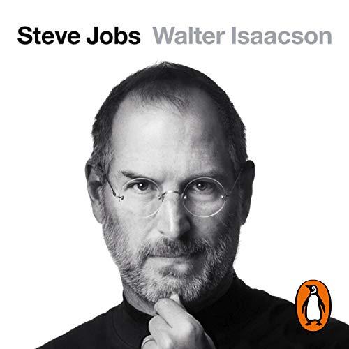『Steve Jobs. La biografía』のカバーアート