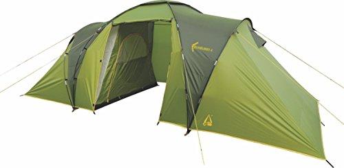 Best Camp, Tenda da Campeggio, Verde (Hellgrün/Dunkelgrün), Standard