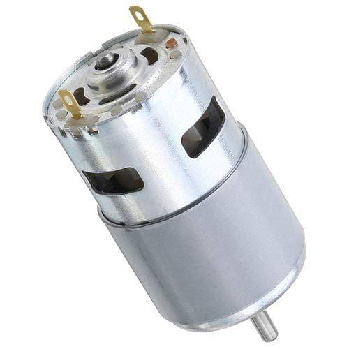 ExcLent 795 Double Boule Micro Roulement Moteur-Silver