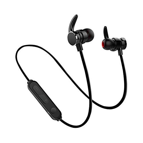 Bluetooth-Kopfhörer 4.2 – magnetische Sport-Kopfhörer
