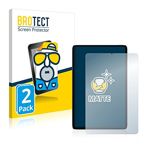 BROTECT 2X Entspiegelungs-Schutzfolie kompatibel mit Xiaomi Mi Pad 5 Bildschirmschutz-Folie Matt, Anti-Reflex, Anti-Fingerprint