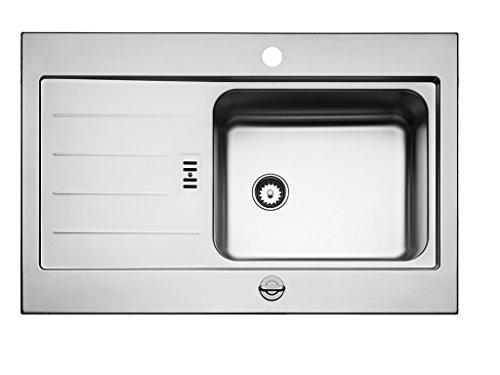Naber waterstation® cubase. Einbauspüle, Edelstahl