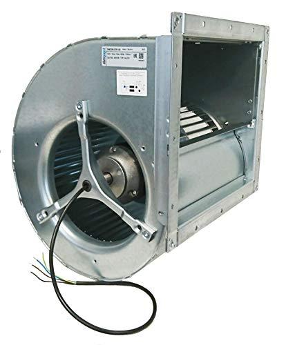 EBM PAPST D4E225CC0102 Radialgebläse Radialventilator Radiallüfter Radial Radiale Industriegebläse Industrielüfter abluftventilator Abluftgebläse Metall Ventilator Lüfter Gebläse D4E225-CC01-02