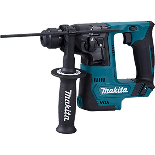 MAKITA HR140DZ HR140DZ-Martillo Ligero 14mm a bateria 10.8v CXT, 0 W, 12 V, Negro, 14 mm
