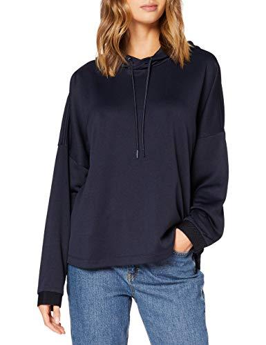 G-STAR RAW Damen Hooded Sweatshirt Vemery Relaxed, Sartho Blue C465-6067, Medium
