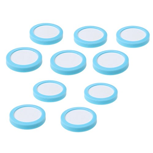 perfk CO2 Diffusor Keramikscheiben, 10 Stück, 2cm / 3cm - 3cm