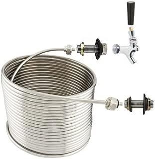 Jockey Box Stainless Steel Coil Kit - 3/8