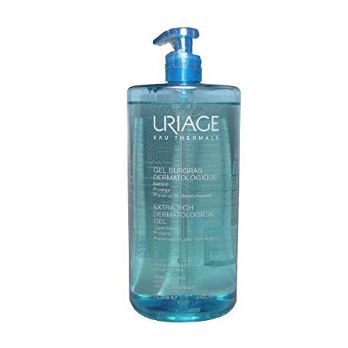 Uriage Extra-Rich Dermatological Cleanser 1 Liter