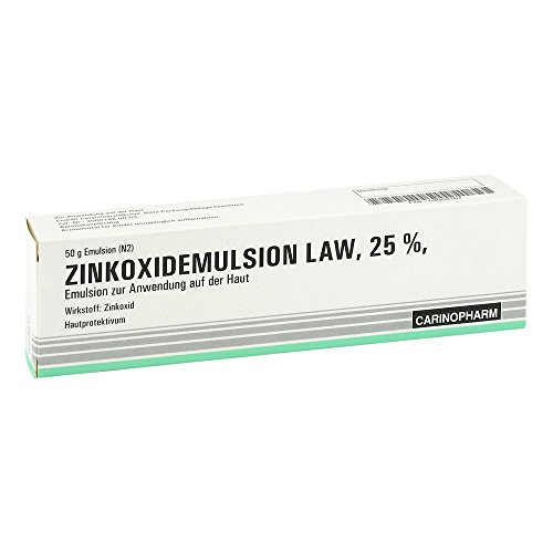 ZINKOXID Emulsion LAW 50 g