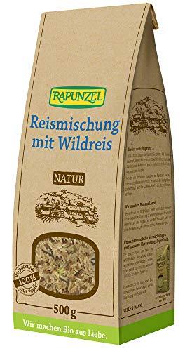 Rapunzel Reis-Mischung mit Wildreis, natur (500 g) - Bio