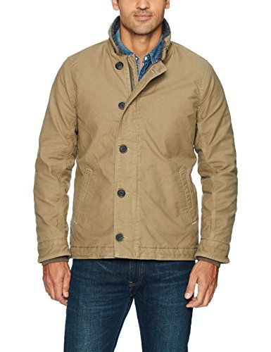 Lucky Brand Men Military Jackets