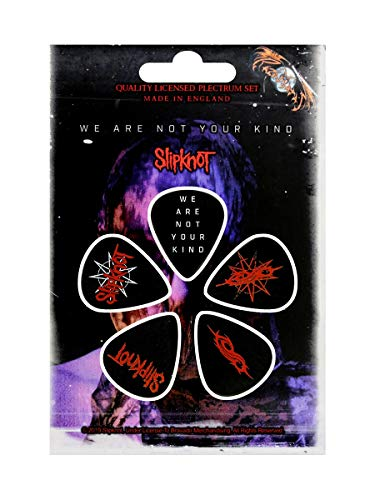 Slipknot Plektrum 5er Pack We Are Not Your Kind