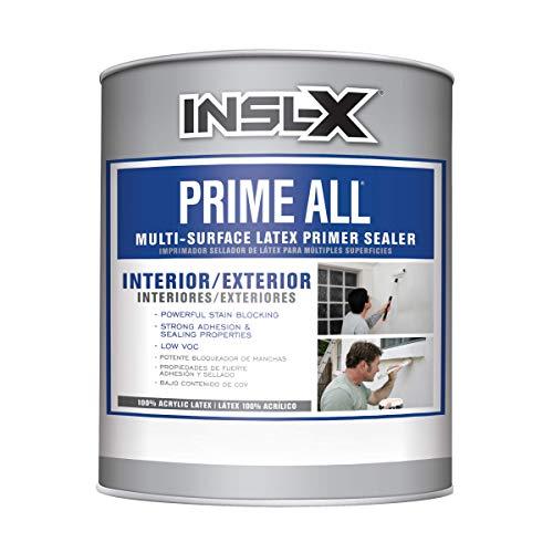 INSL-X AP100009A-04 Prime All Multi-Surface Primer, 1 Quart, White