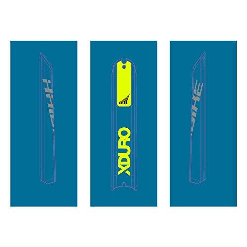 Bosch Dekor Xduro, Alloggiamento della Batteria. Unisex-Adulti, Giallo Fluo, Taglia unica