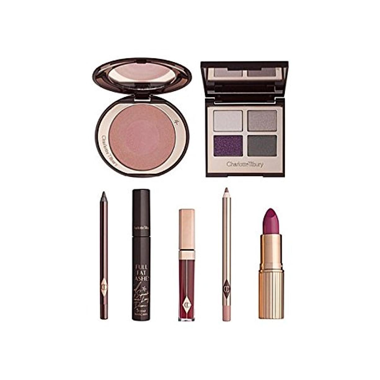 提出する任命おびえたグラマーミューズルックギフトボックスティルベリーシャルロット x2 - Charlotte Tilbury The Glamour Muse Look Gift Box (Pack of 2) [並行輸入品]