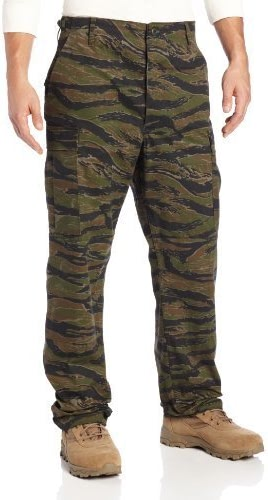 Propper BDU Trouser , Tiger Stripe, XX-Large Regular by Propper