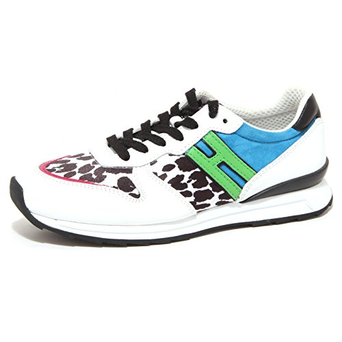 Hogan 6509P Sneaker Bimba Girl Rebel R261 Scarpe suola Vintage Shoe [31]
