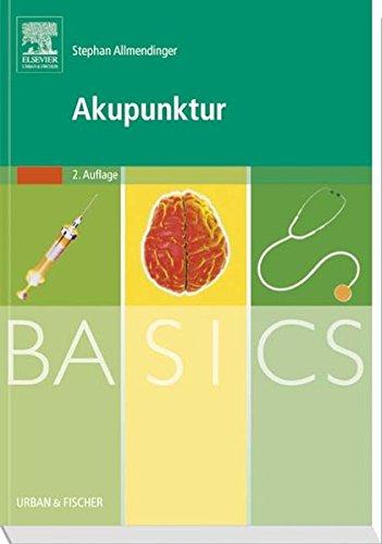 Allmendinger, Stephan<br />BASICS Akupunktur  - jetzt bei Amazon bestellen