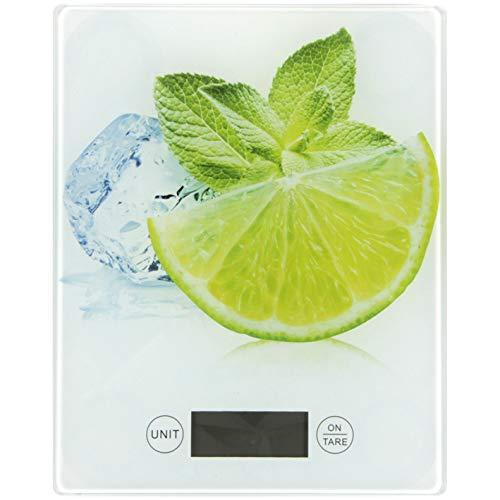 Little Balance 8034 Slim Balance culinaire, Déco Citron
