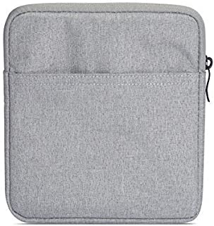 Capa Bolsa Sleeve Kindle Oasis 3 - Cinza Claro