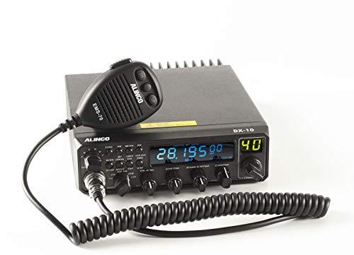 ALINCO DX-10 Emisora de 10 Metros Multi-Modo