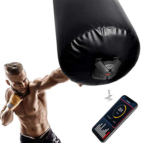 UFC Combat Force Tracker, Boxing Punch Tracker, Highly Sensitive Sensor for Kickboxing, MMA, Karate, Taekwondo